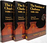 The Furniture of Charleston, 1680-1820, Bradford L. Rauschenberg and John Bivins, 0945578059