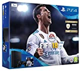 Sony PlayStation 4 FIFA 18 1 TB with FIFA 18 Ultimate Team Icons and Rare Player Pack