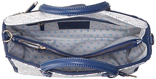 Trussardi Jeans Bauletto, Panarea, Blu, 33 cm