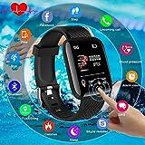 Electronics : Oguine Waterproof Bluetooth Sports Smart Wristband Bracelet Fitness Tracker Smart Watches
