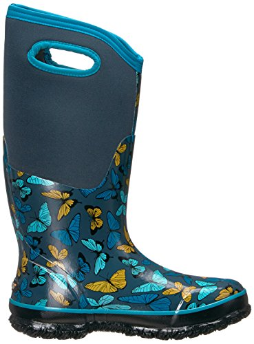 Paludi Womens Classic Farfalle Snow Boot Navy Multi
