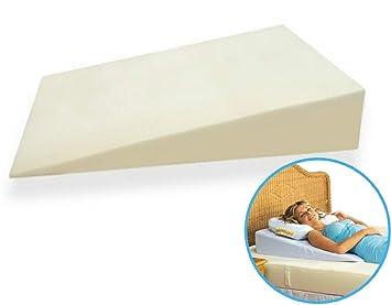 Gran cojín inclinado para cama en el dormitorio o salón ...