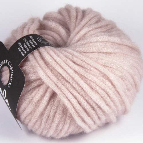 Lana Grossa Lala Berlin Lovely Cotton 6 rosa 50 g Wolle Kreativ Fb