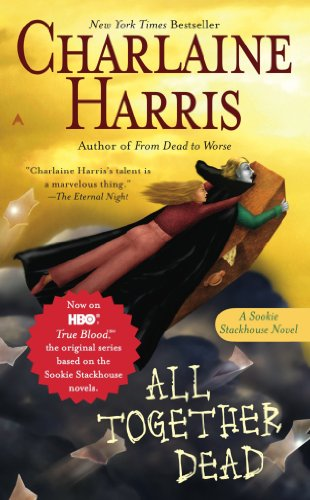 All Together Dead (Sookie Stackhouse Book 7) cover