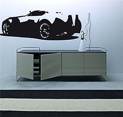 Amazon Com Vinyl Decal Mural Sticker Bmw Gina Concept Car 26 Home