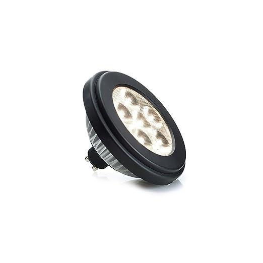Bombilla LED ES111, 220 – 240 V AC/50 – 60 Hz, GU10