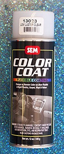 SEM 13023 Low Luster Clear Color Coat by SEM
