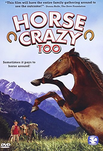 Horse Crazy Too -  DVD, Eric Hendershot, Brittany Armstrong
