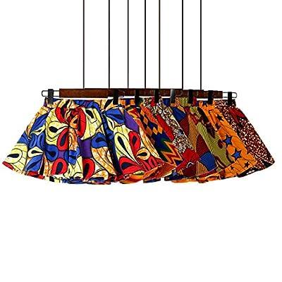 Hybrid Fashionista Skirts for Women African Skater Skirts - A Line Flared Skirt Reg & Plus Size