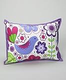 Botanical Purple Dec Pillow2