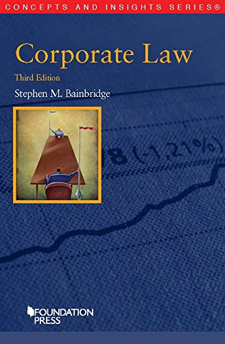 Corporate Law  Concepts And Insights