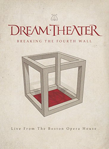 : Dream Theater - Breaking the Fourth Wall - Live from the Boston Opera House [Blu-ray] (Blu-ray)