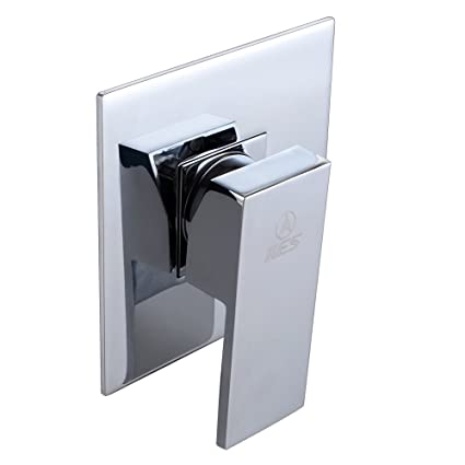 Kes Brass Shower Faucet Body Valve And Solid Stainless Steel Trim