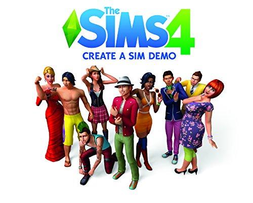 The Sims 4: Create-A-Sim [Instant - Sims A Sim Create 4