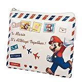 Super Mario Bros Mario Envelope Wallet