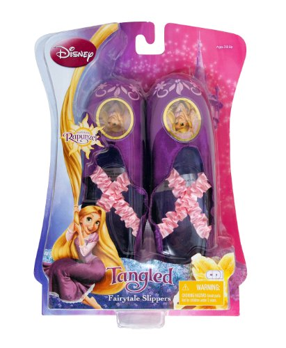 Disney's Tangled Slippers - coolthings.us