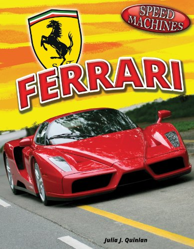 Ferrari (Speed Machines) by Powerkids Pr