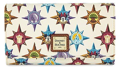 - Parks Passport Crossbody Wristlet Wallet by Dooney & Bourke - Walt Disney World