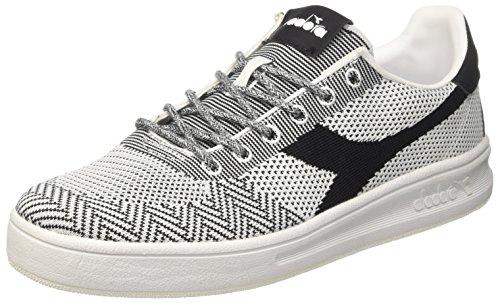 Uomo Diadora elite B E nero Bianco Per Sneakers Weave Donna C0351 TX4rwxXqE