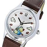 セイコー SEIKO アルバ ALBA となりのトトロ クオーツ レディース 腕時計 ACCK406 シルバー【国内正規品】 [並行輸入品]