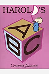 Harold's ABC (Purple Crayon Book) Paperback