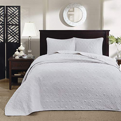 (Madison Park MP13-1570 3 Piece Quebec Bedspread Set)