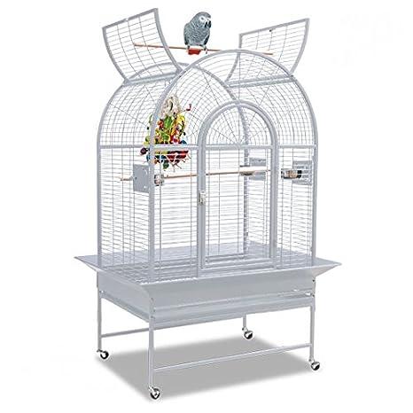 Montana Cages | Papagayo jaula Manhattan - Platinum La Jaula de ...