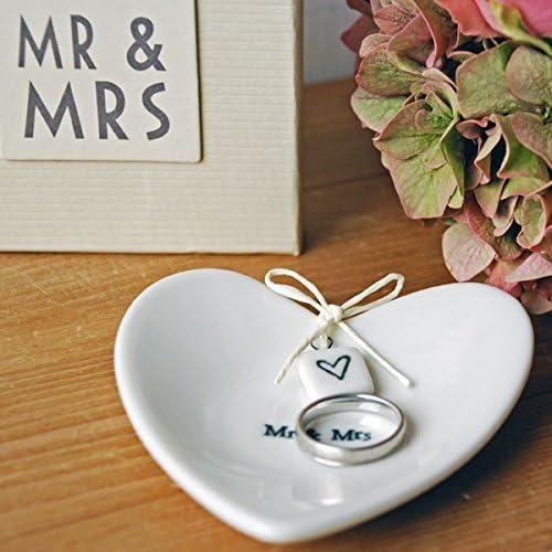 Ringhalter als Hochzeitsgeschenk