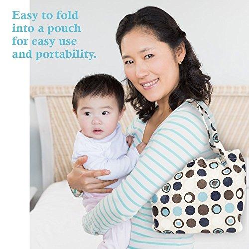 2-in-1 carrito de la compra funda   gran funda para silla para bebé   tamaño mediano: Amazon.es: Bebé