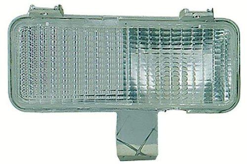 Depo 332-1604L-US Chevrolet/GMC Driver Side Replacement Parking/Signal Light (Chevrolet C10 Suburban Parking Light)