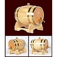 Barril de madera de roble para almacenamiento o