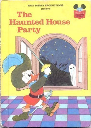 ons presents The haunted house party (Disney's wonderful world of reading) ()