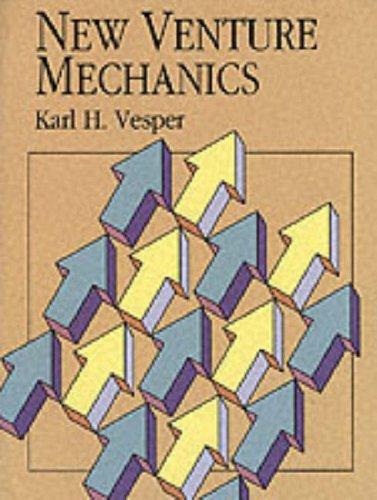 New Venture Mechanics