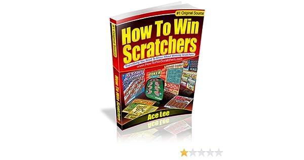 How To Win Scratch Offs: Winning Scratch Off Lottery Ticket