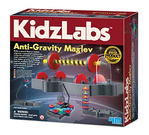 4M Anti Gravity Magnetic Levitation Science Kit Only $10.77 (Was $19.99)