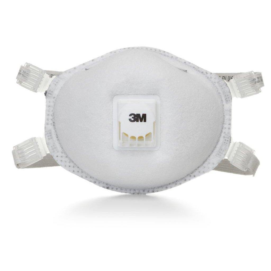3M 8214 Series Respirator 60-Pack