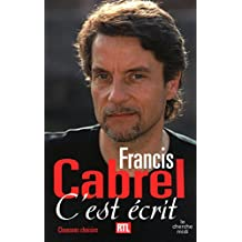 C'est écrit (CHANTS LIBRES) (French Edition)