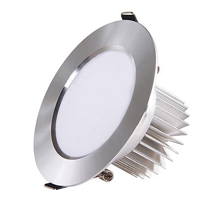 Splindg Moderno Downlight empotrable 12w 15w 18w LED ...