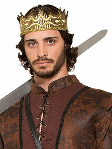 Forum Novelties Medieval Fantasy Crown for Adult -