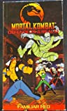 Mortal Kombat:Familiar Red [VHS]