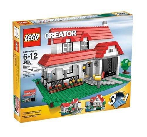 Amazon Lego Creator House 4956 Toys Games
