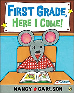 Buy First Grade, Here I Come! Book Online at Low Prices in India ...