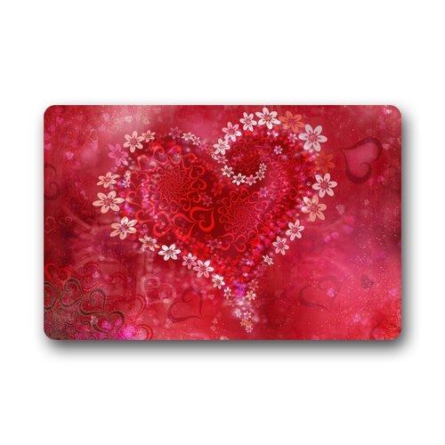Yestore Custom Happy Valentine's Day Love Rose 15.7