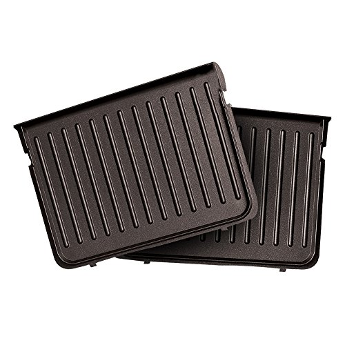 George foreman grp1060p 4 serving removable plate grill - George foreman replacement grill plates ...
