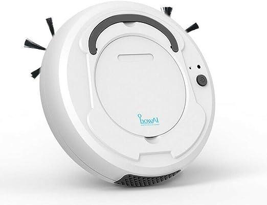 Robot aspirador inteligente para casa y oficina: Amazon.es: Hogar