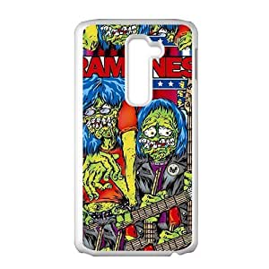 Rockband Modern Fashion Guitar hero and rock legend Phone Case for LG G2