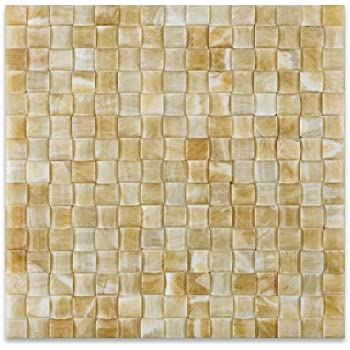 Honey Onyx 12 X 12 Polished Tiles Marble Tiles Amazoncom