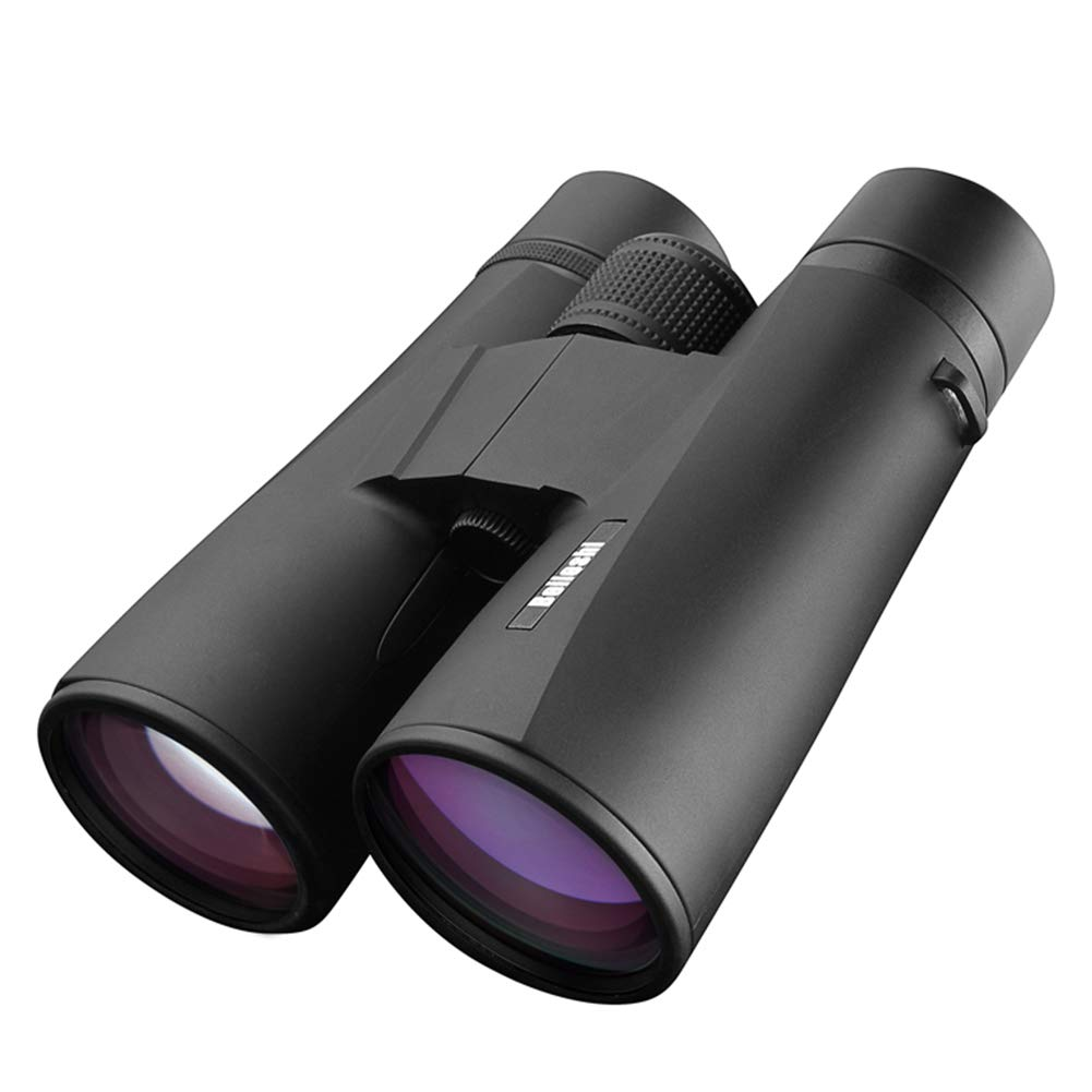 Glamsville Beileshi BW3-1056 Outdoor Hunting 10X56 Wide Angle Optical Binoculars Telescope Black by Glamsville
