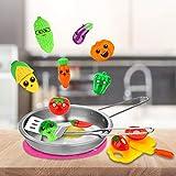 32pcs Kids Kitchen Pretend Play Toys Toy Kitchen