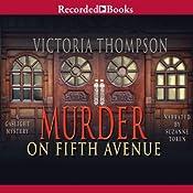 Murder on Fifth Avenue: A Gaslight Mystery, Book 14 | Victoria Thompson